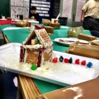 Photo taken at John Muir Elementary School by Marguerite A. on 12/16/2011