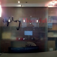 Photo taken at Ogilvy by Dayoan D. on 3/22/2012