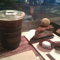 Photo taken at A TWOSOME PLACE by SUBIN K. on 9/21/2011