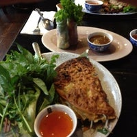 Photo taken at Long Provincial Vietnamese Restaurant by Eric on 6/26/2012
