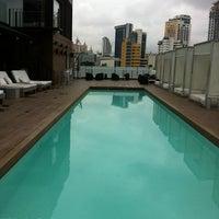 Foto tomada en Manrey Hotel por Roy E. el 10/29/2011