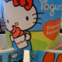 Photo taken at Yogurtland by Angela H. on 10/8/2011
