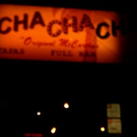 Photo taken at Cha Cha Cha by Daniel A. on 10/15/2011