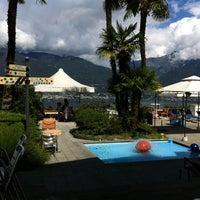 Photo taken at Hotel La Campagnola by Patrick R. on 9/5/2011