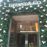 Photo taken at Tiffany & Co. by Nayoko on 1/4/2012