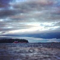 Снимок сделан в Kasinonranta пользователем Nikita H. 6/2/2012