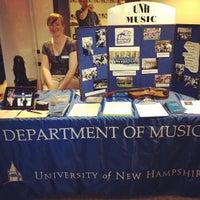 Photo taken at University of New Hampshire by Jason B. on 6/15/2012