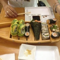 Photo taken at Sushihana by franco s. on 3/18/2012