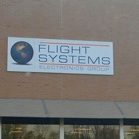 Photo taken at Flight Systems, Inc. by Yvette C. on 4/16/2012