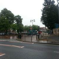 Photo taken at Mold Bus Station by Tas W. on 6/26/2012