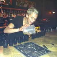 Photo taken at Bar No. 308 by Josh B. on 3/22/2012