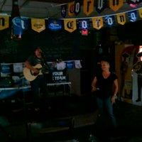 Photo taken at Grumpy's Ale House by Dangerfield G. on 4/20/2012