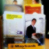 Photo taken at Maybank Skypark Terminal by £@|z on 4/2/2012