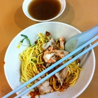 Photo taken at Dunman Road Food Centre by ジャッキー タ. on 5/19/2012