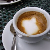 Photo taken at Herbert'z Espressobar by Ken H. on 10/10/2011