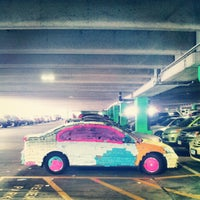 Photo taken at Mall Of America West Parking Ramp by Ryan M. on 4/12/2012