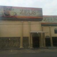Photo taken at Zeus club by Edgar P. on 11/30/2011