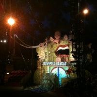 Photo taken at Big Apple Circus by David E. on 10/28/2011