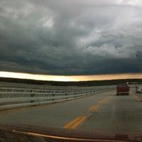 Photo taken at Chesapeake Bay by Claudia M. on 9/17/2011