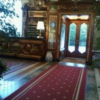 Foto scattata a Grand Hotel Des Iles Borromees Stresa da Cri S. il 10/30/2011