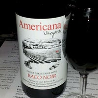 Photo taken at Americana Vineyards & Winery by Leslie on 2/12/2012
