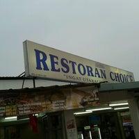 Photo taken at Restoran Choice by Mohd Sarmadan I. on 6/16/2012