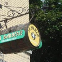 Photo taken at La Barberie by Patrice D. on 4/3/2011