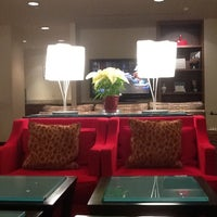Photo taken at Fifty NYC-an Affinia Hotel by Barno N. on 12/23/2011