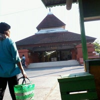 Photo taken at Makam Sunan Kalijaga by Ariefan Dimas M. on 9/3/2011
