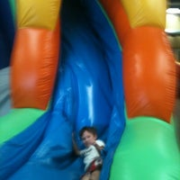 Photo taken at Leapin' Lizards Fun & Party Center by Brooke E. on 5/2/2012