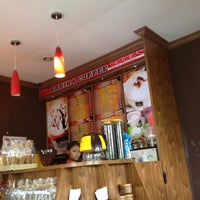 Photo taken at Rabika Coffee by Peter M. on 5/26/2012