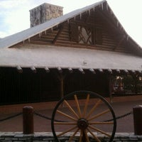 Photo taken at Clearman's North Woods Inn by Justin S. on 12/30/2011
