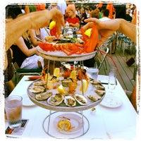 8/5/2012 tarihinde Jonathan T.ziyaretçi tarafından Patio American Grill'de çekilen fotoğraf