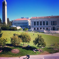 Photo taken at University of California, Berkeley by Arman S. on 8/28/2012
