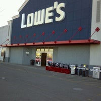 Photo taken at Lowe's Home Improvement by David O. on 2/6/2012
