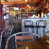 Photo taken at Bar Los Faroles by Vanessa J. on 2/24/2012