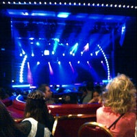 Photo taken at Nathan Burton Comedy Magic at Planet Hollywood Saxe Theater by theBarrelMan™ on 4/11/2012