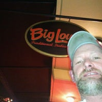 Photo taken at Big Louie's Pizzeria by mike G. on 11/26/2011