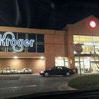 Photo taken at Kroger by Katharine M. on 1/31/2012
