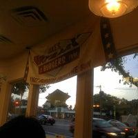 Photo taken at Jake's Wayback Burgers by Edilio P. on 6/8/2011