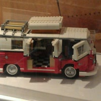 Photo taken at The LEGO Store by Jeffrey W. on 12/24/2011
