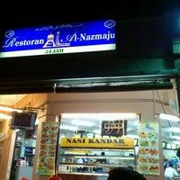 Photo taken at Restoran Al-Nazmaju by n!X M. on 11/9/2011