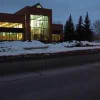 Photo taken at Calgary Public Library - Nose Hill Library by Norm B. on 12/29/2010