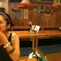 Photo taken at たいよう食堂 by erikonbu on 8/4/2011