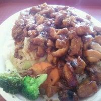 Photo taken at Saku Japan Grill by Todd H. on 9/2/2011