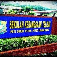 Photo taken at Sek Keb Telisai by David Rayner S. on 6/20/2012