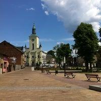 Photo taken at Zarki Miasto Rynek by Sylwester B. on 5/27/2012