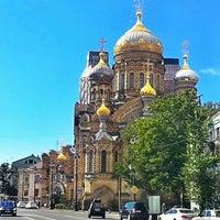 Foto tomada en Успенское подворье монастыря Оптина пустынь por Виталик * Б. el 8/28/2012