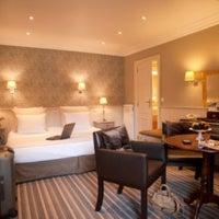 Photo taken at Prinsenhof Hotel by Charlotte L. on 8/9/2011