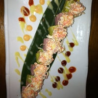 Photo taken at Danny's Steakhouse, Seafood, and Sushi Bar by Christine D. on 8/17/2011